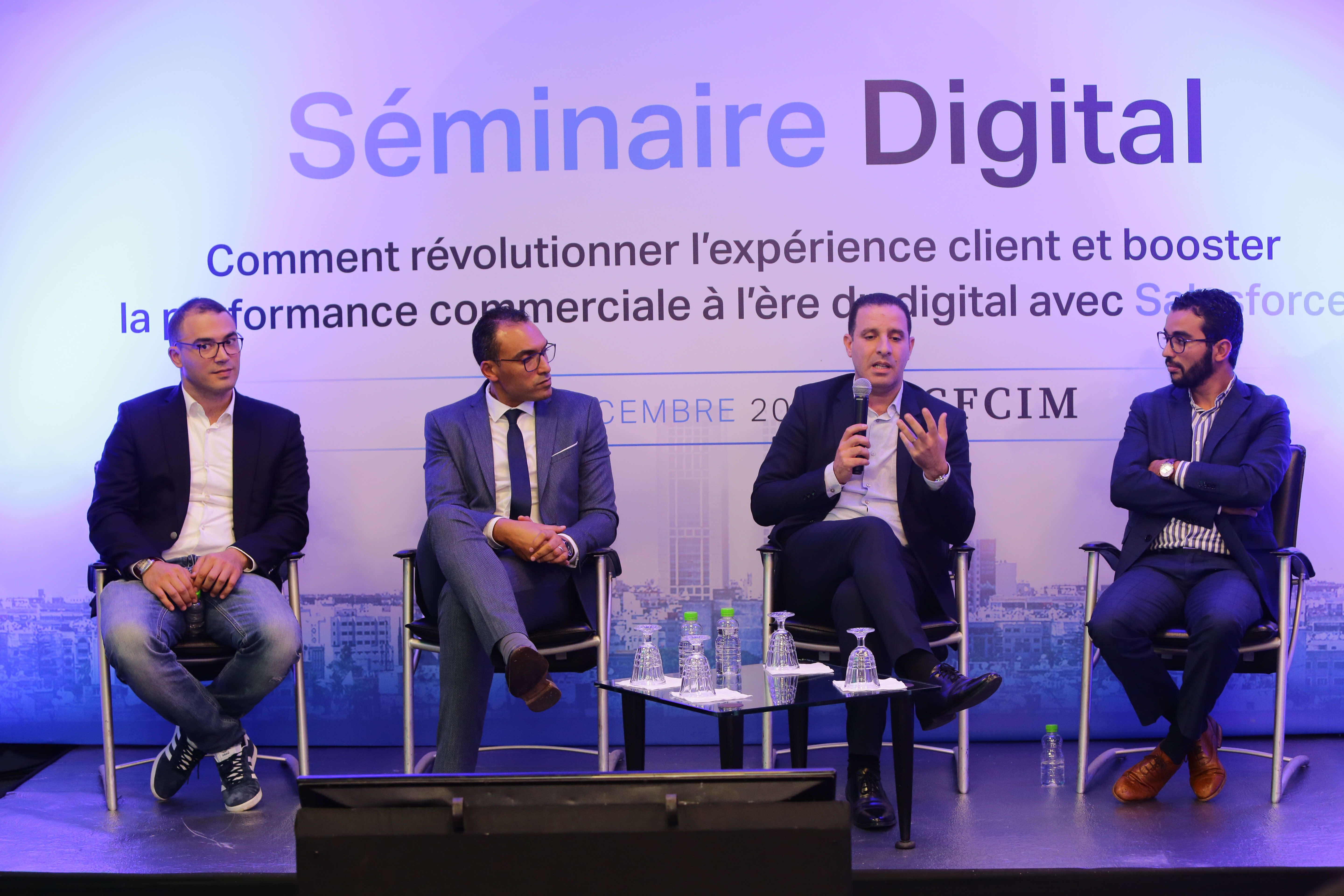SÉMINAIRE DIGITAL BY NBS CONSULTING & SALESFORCE