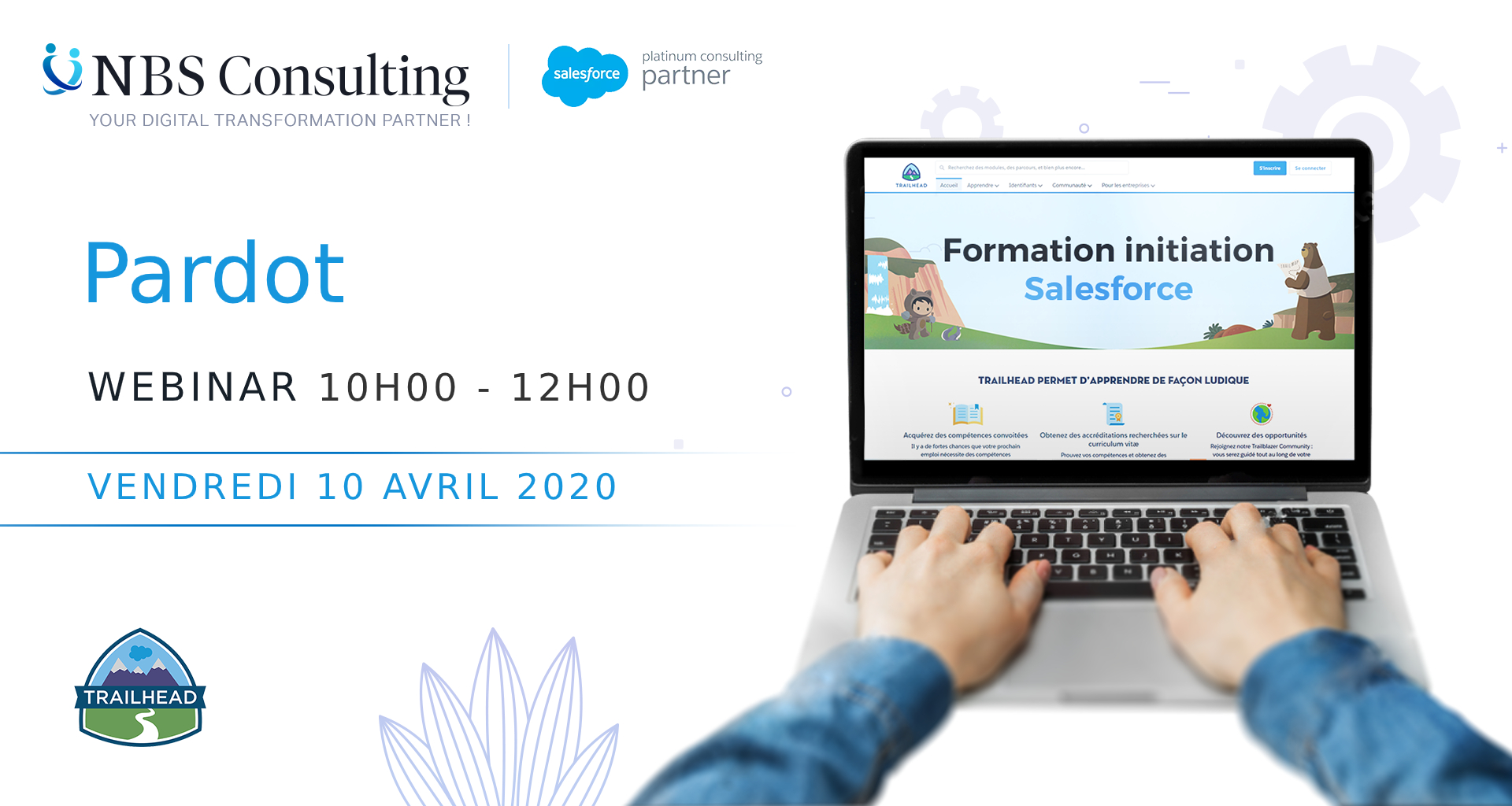 Marketing automation, outil d'automatisation marketing business to business, pardot vs marketing cloud, salesforce, get to learn pardot essentials, pardot assets and automation tools, exemple d'implémentation en événementiel.
