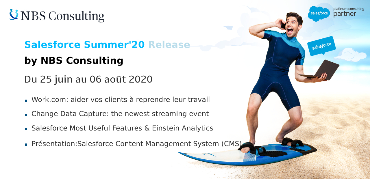 Salesforce Summer'20 Release
