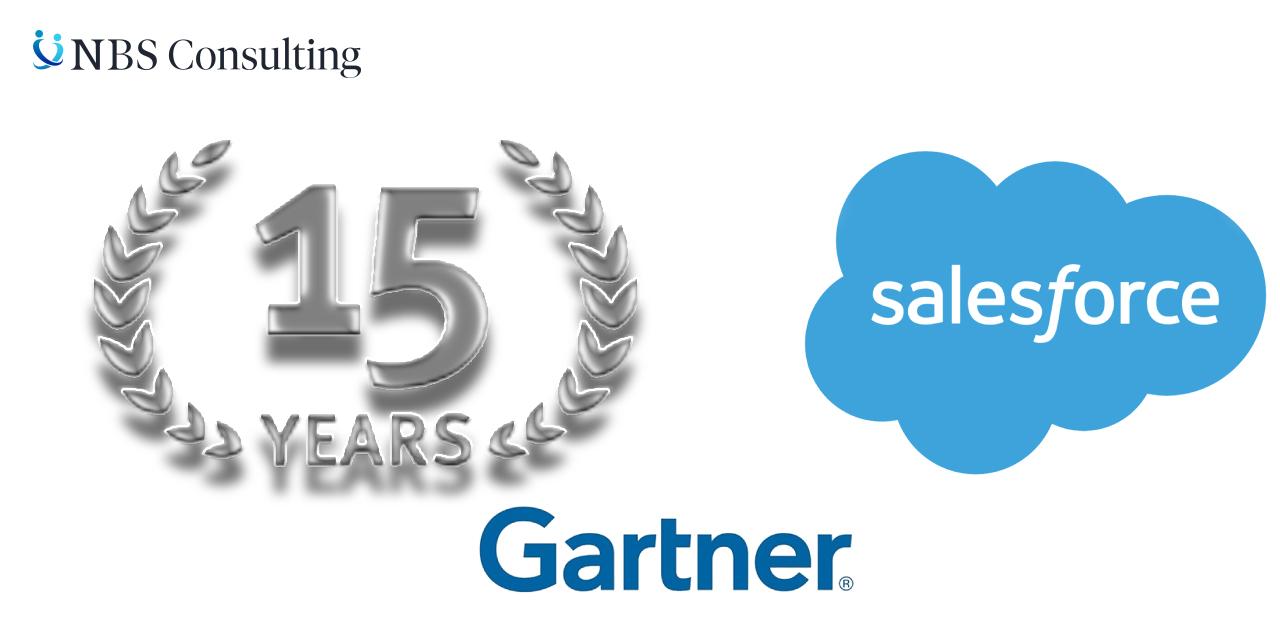 Salesforce nommé leader dans l'automatisation de la force de vente par Gartner Inc.